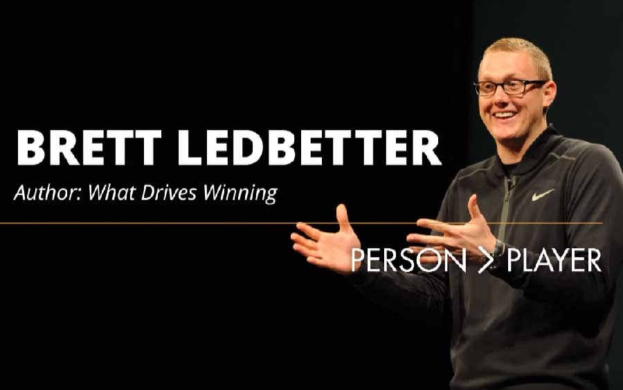 Brett Ledbetter Author What Drives Winning