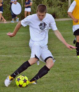 Soccer Resume