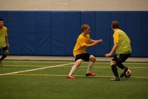 Indoor Winter Soccer