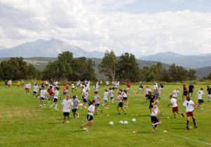 Steamboat soccer Camp