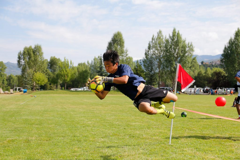 Zpro Goalkeeper Training at SSA