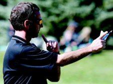Coach Dave Cope