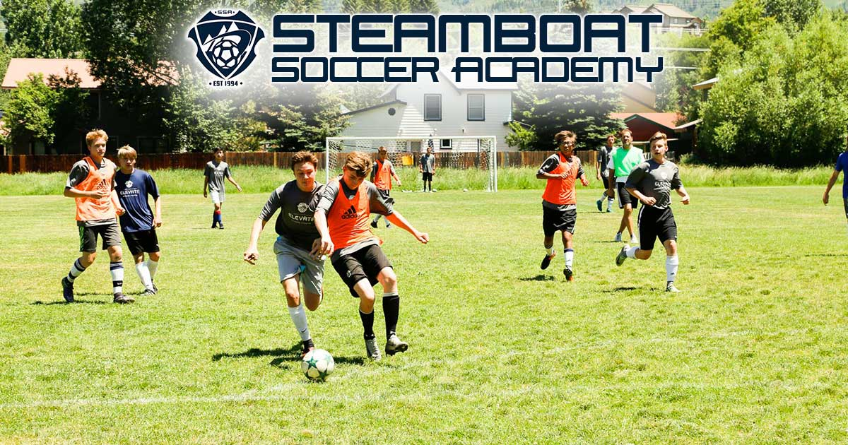 Premier Colorado Soccer Camp - Steamboat Soccer Academy