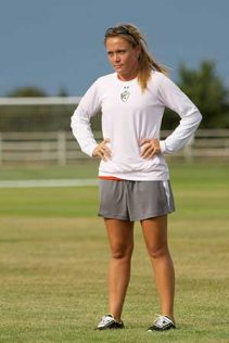 Kelly Labor - Soccer Coach