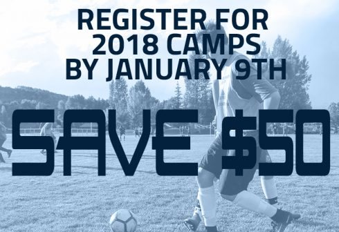 Register by January 9th and save $50