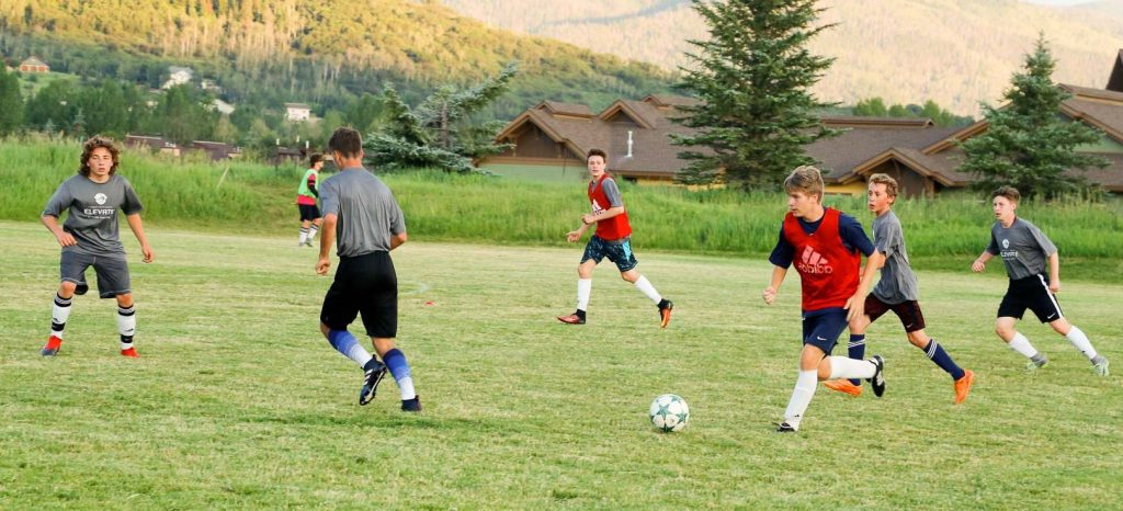 4-Day Soccer Performance Camp - Steamboat Springs