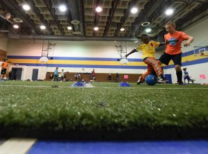 Steamboat Futsal Turf - Photo By Joel Reichenberger