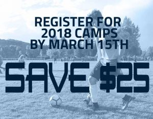 Save $25 on Steamboat Soccer Academy March 15