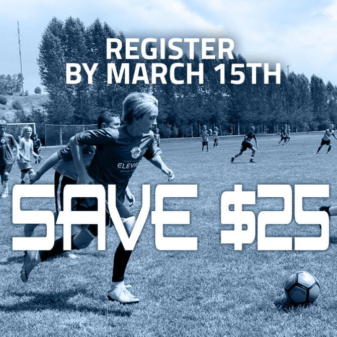 Register by March 15th Save $25